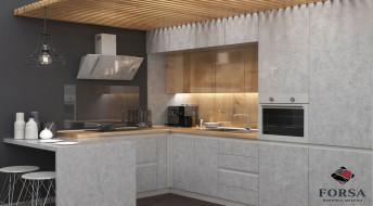Кухонный гарнитур Loft №1