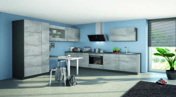 Кухонный гарнитур Loft №6