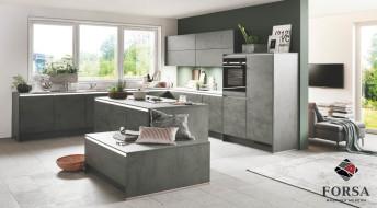 Кухонный гарнитур Loft №9