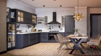 Кухонный гарнитур Loft №4