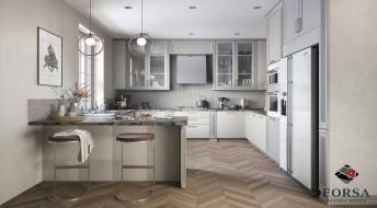 Кухонный гарнитур Модерн №61
